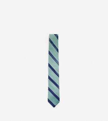Beach Towel Stripe Tie