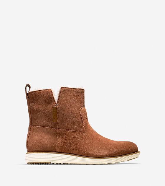 Boots & Booties > Women's ØriginalGrand Waterproof Bootie