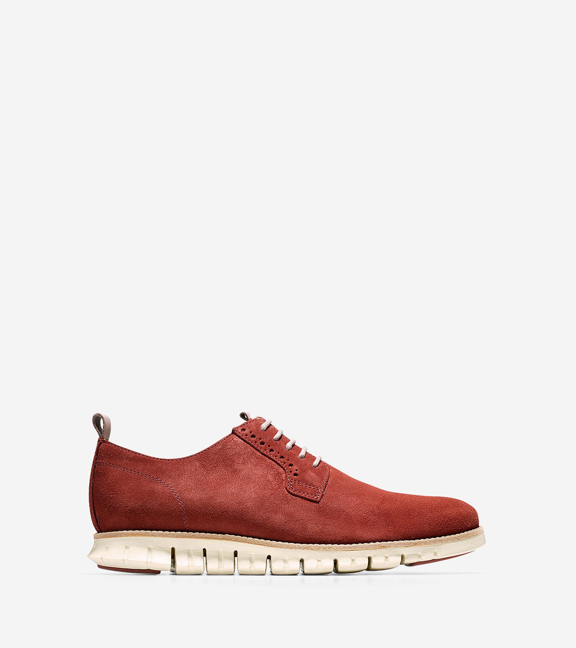Shoes > ZERØGRAND Plain Oxford