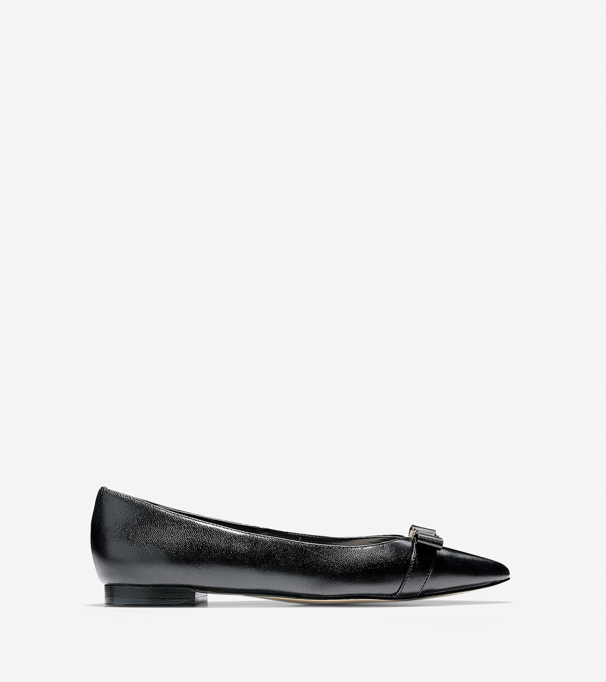 Shoes > Juliana Bow Flat