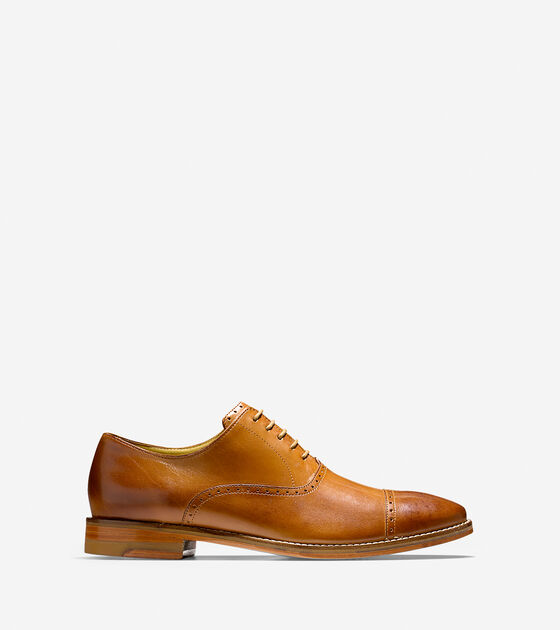 Oxfords > Cambridge Cap Toe Oxford