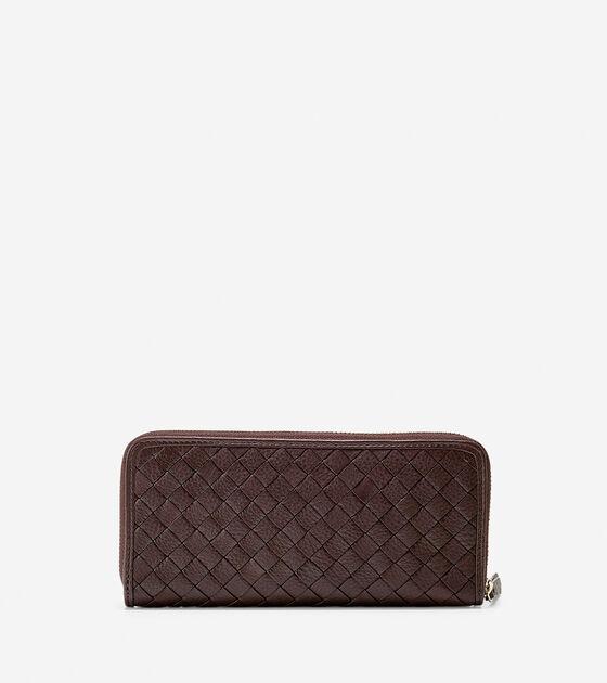 Junia Continental Zip Wallet