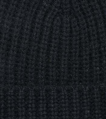 Half Cardigan Stitch Hat