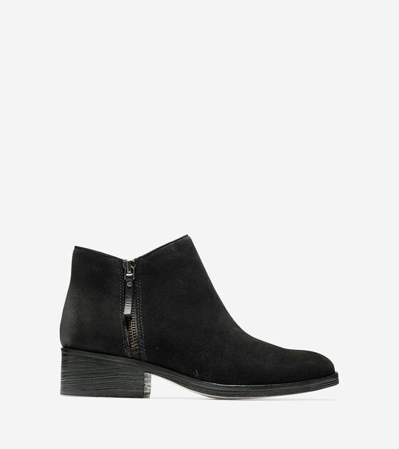 Shoes > Hayes Flat Bootie (40mm)