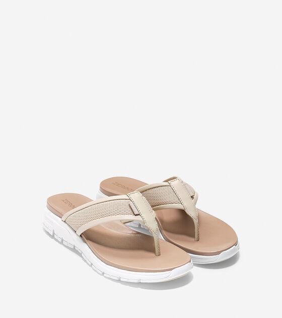 ZERØGRAND Thong Sandal