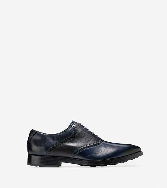 Shoes > Jefferson Grand Saddle Oxford