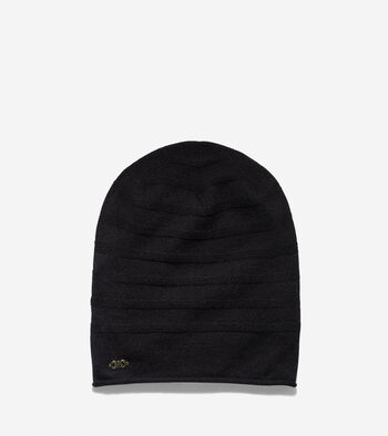 Cashmere/Wool Blend Hat