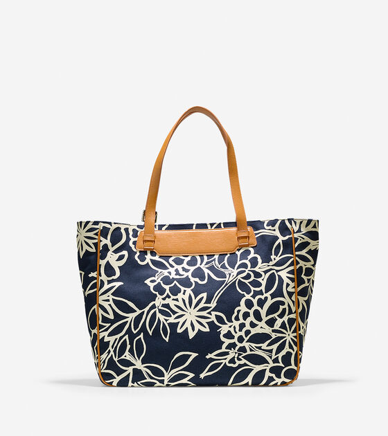 Lily Canvas Tote