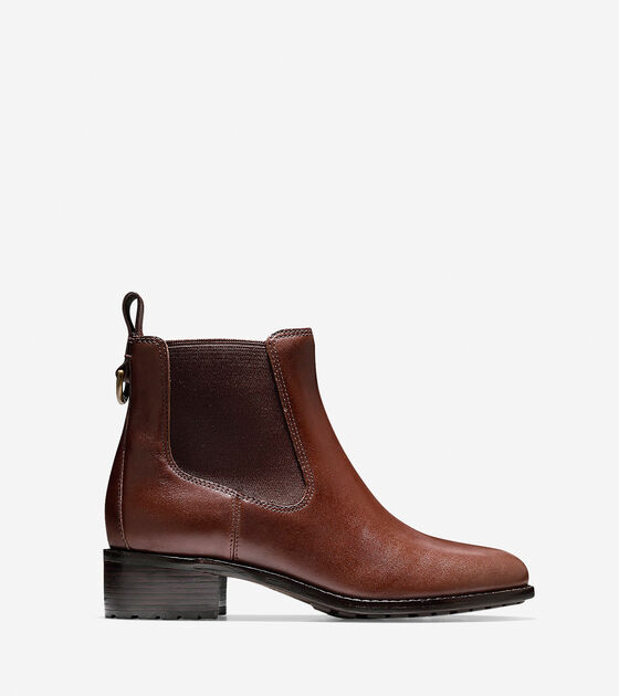 Shoes > Newburg Waterproof Bootie (40mm)