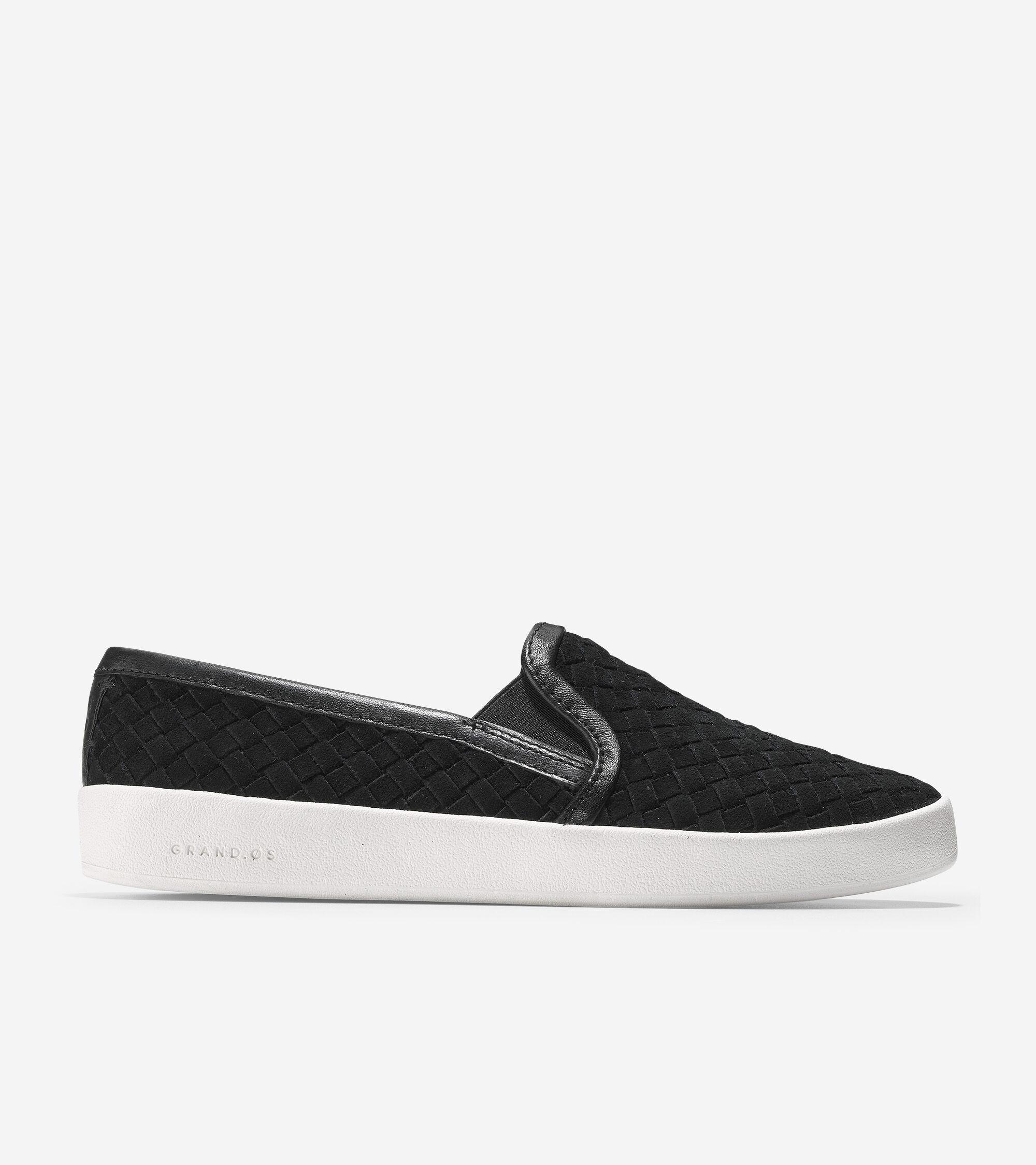 Women's GrandPrø Spectator Slip On Sneaker ...