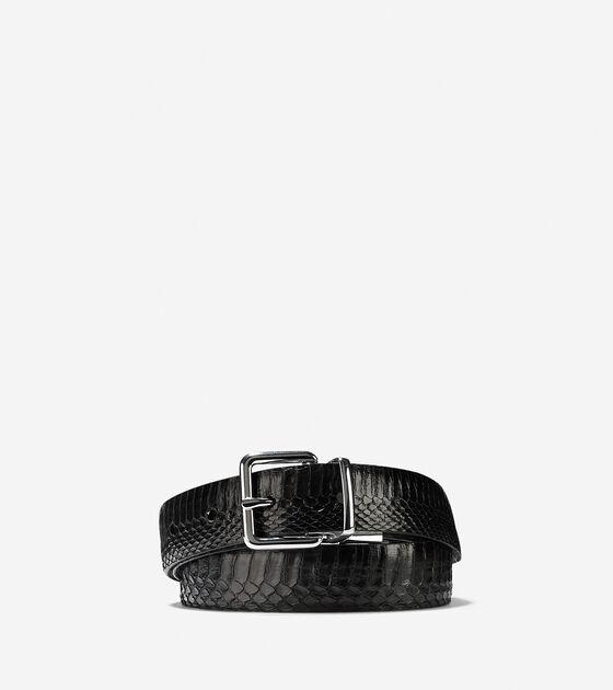Reversible Snake Belt