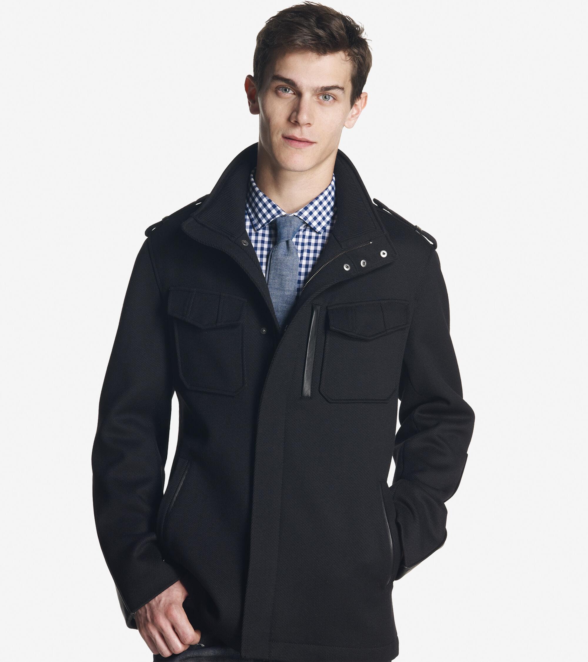 Outerwear > Modern Military Twill