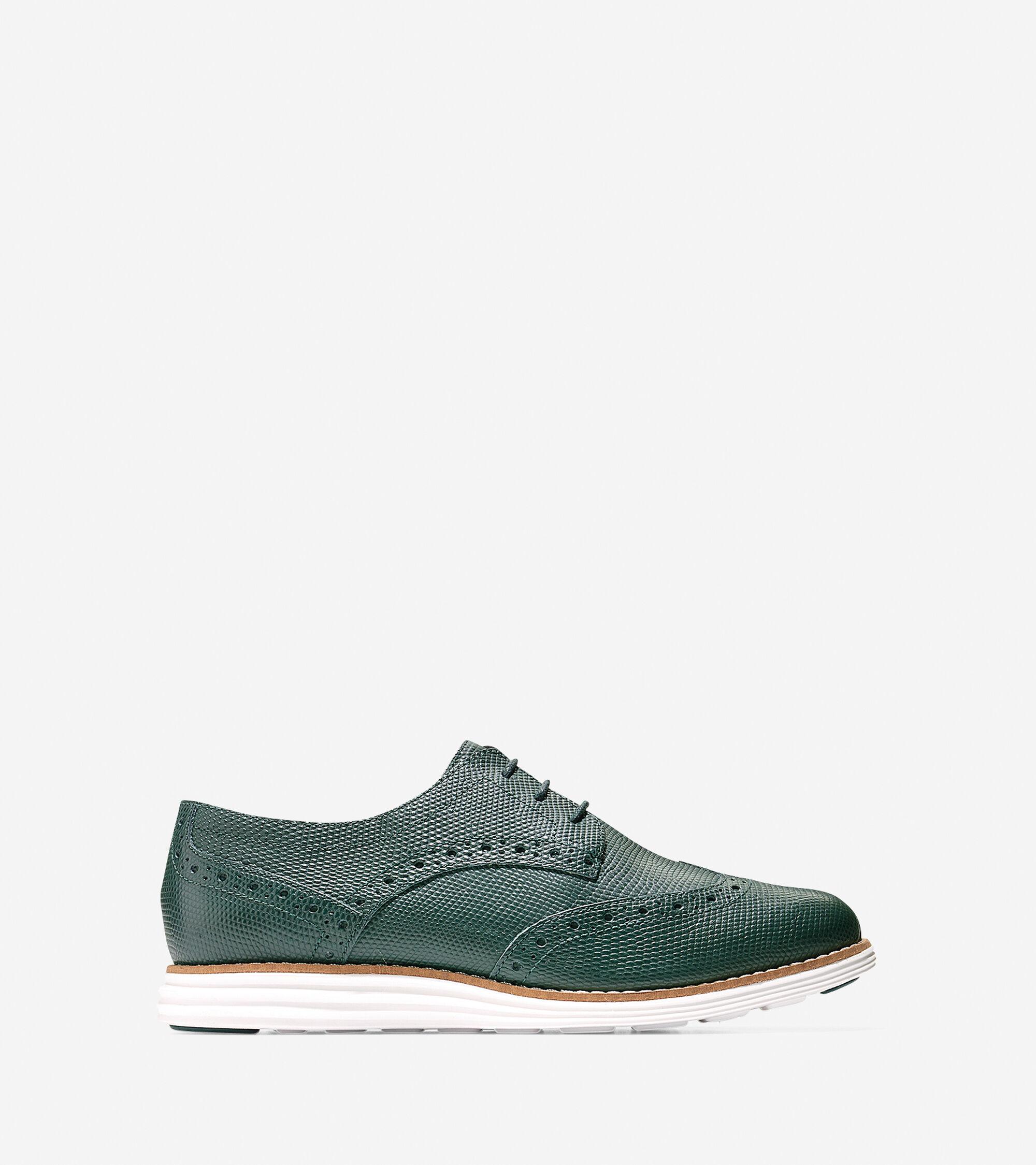 Shoes > ØriginalGrand Wingtip Oxford