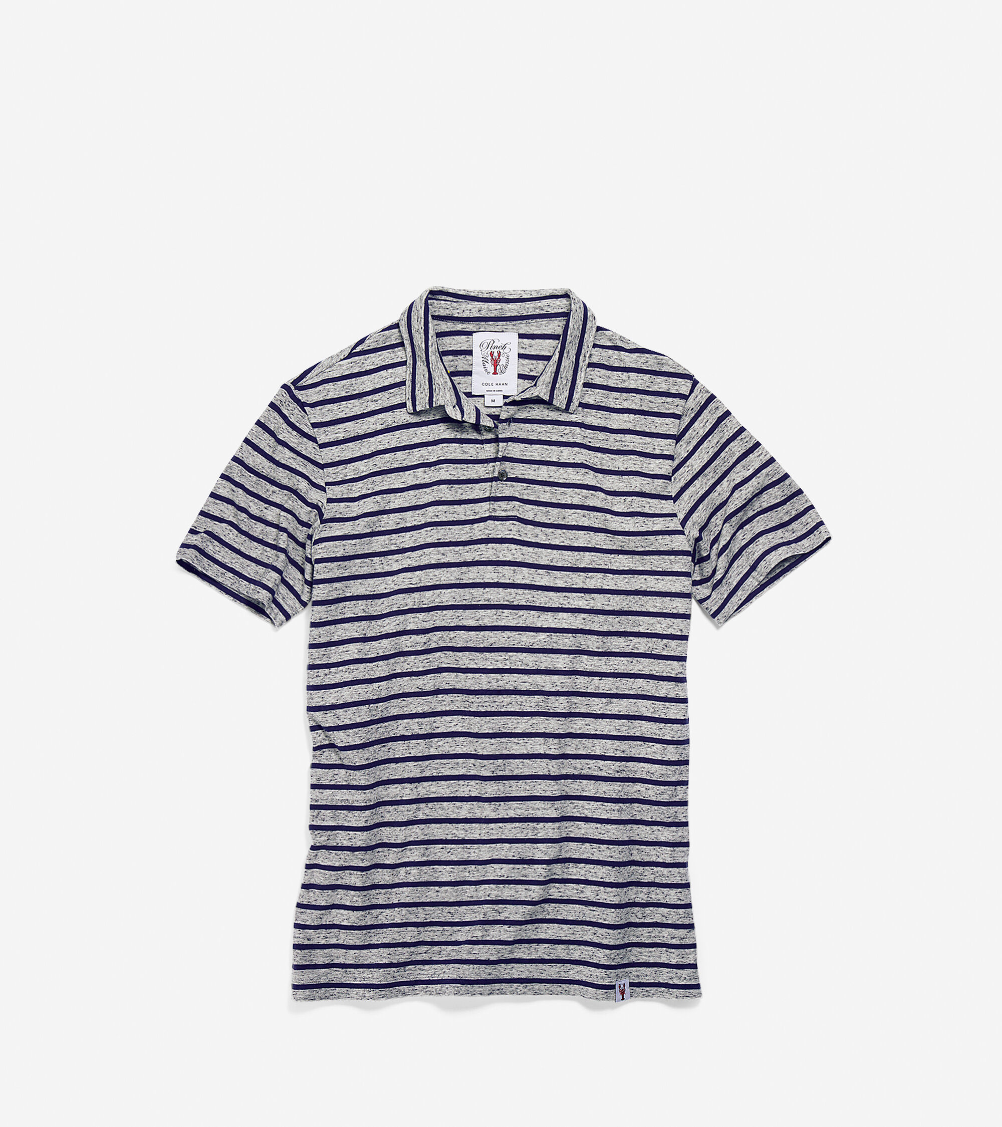 Apparel > Men's Pinch Jersey Short Sleeve Polo