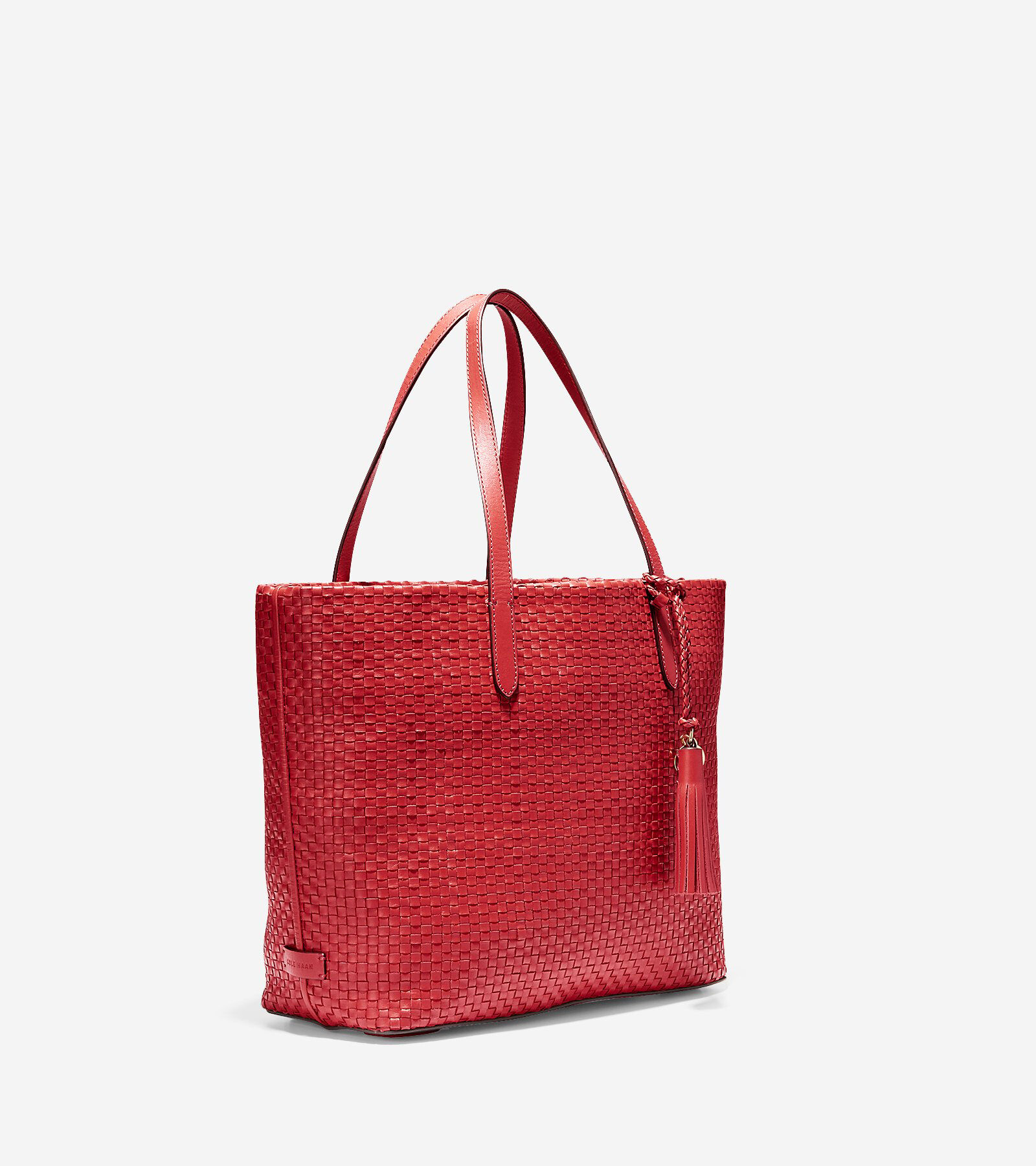 ... Payson Woven Tote ...