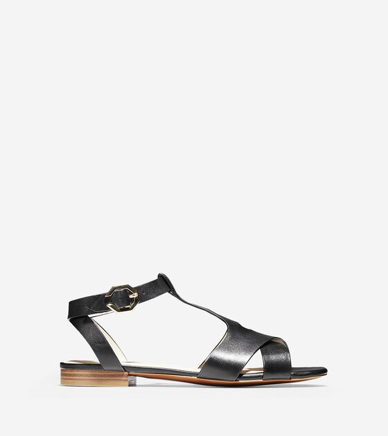 Leela Low Sandal (30mm) by Cole Haan