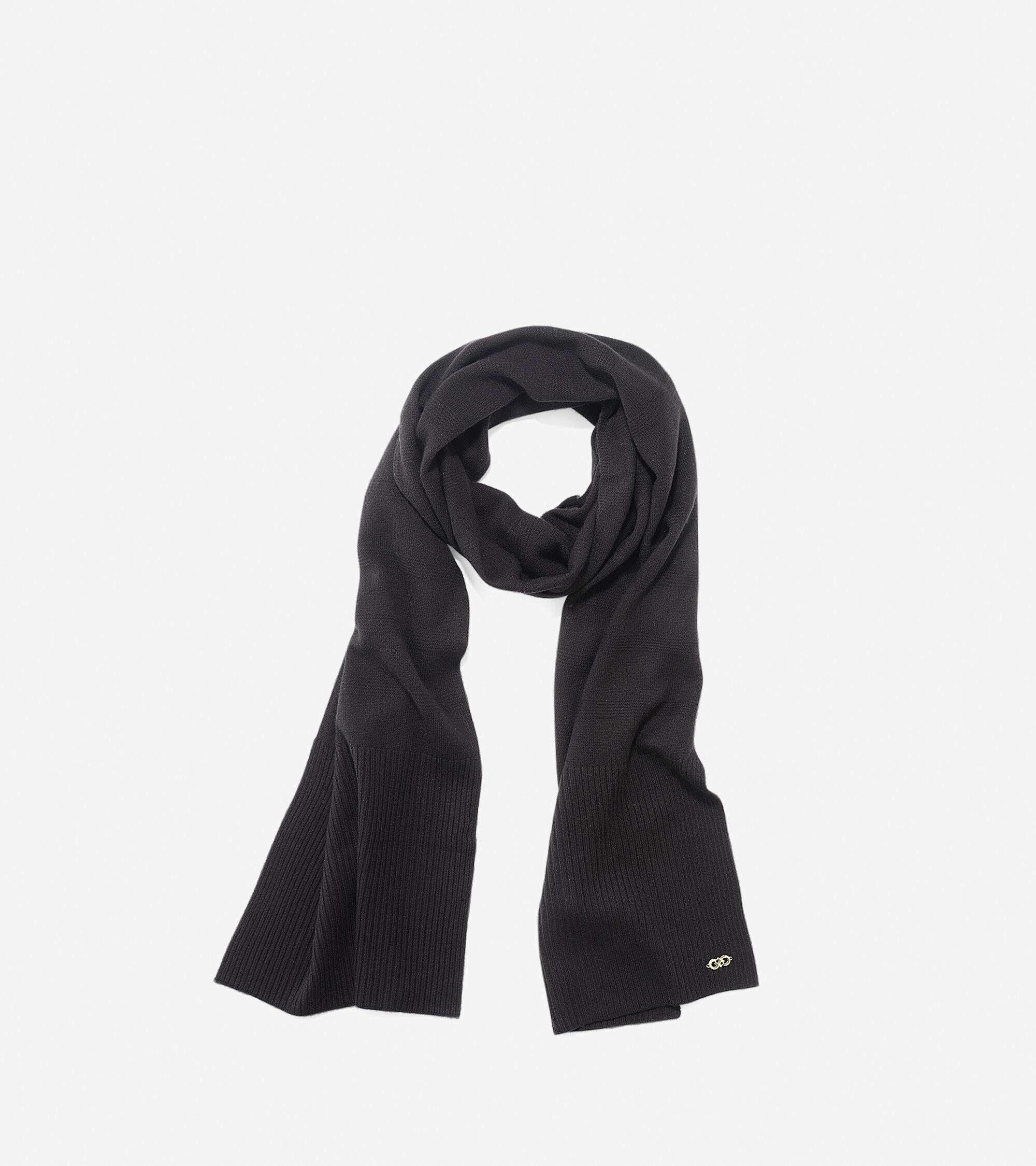 Gloves & Scarves > Cashmere/Wool Blend Muffler