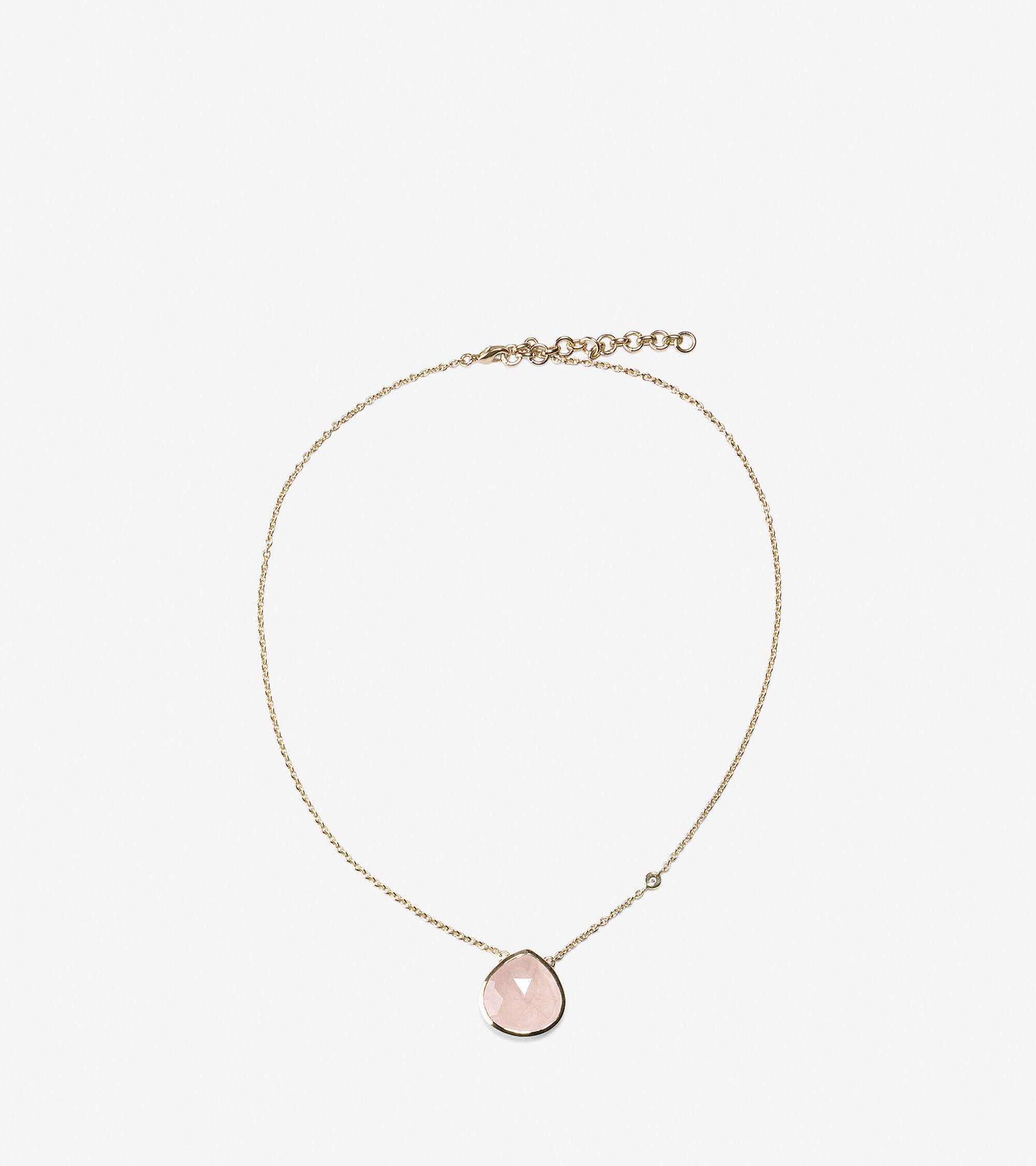 Accessories > Semi-Precious Necklace