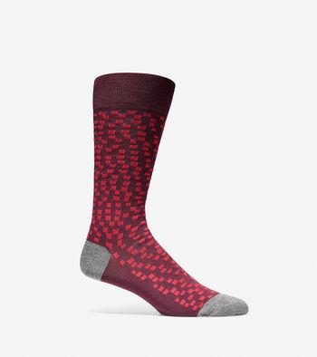 Cobblestone Crew Socks