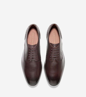 Jefferson Grand Plain Toe Oxford