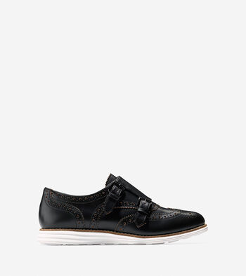 Women's ØriginalGrand Double Monk Oxford