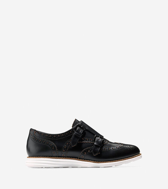 Shoes > Women's ØriginalGrand Double Monk Oxford