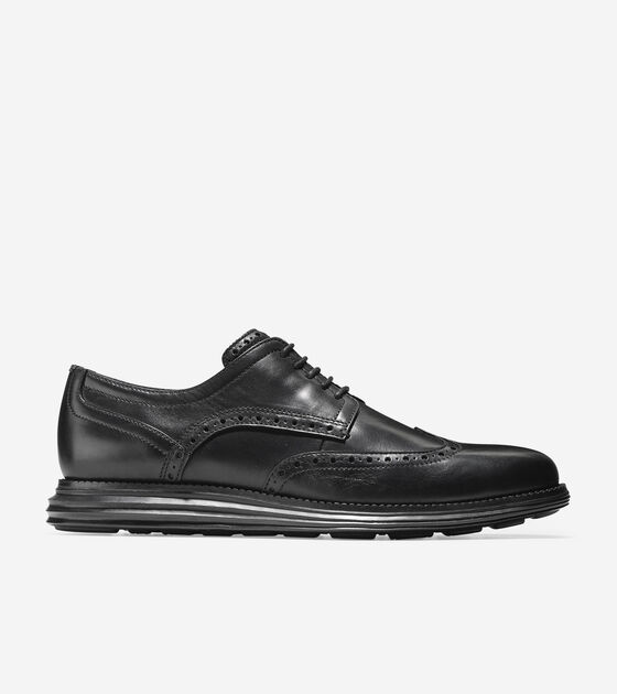 Oxfords & Monks > Men's ØriginalGrand Wingtip Oxford