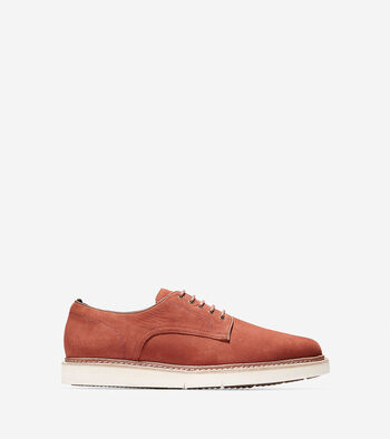 Tanner Plain Toe Oxford