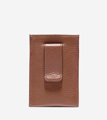 Wayland Card Case With Money Clip