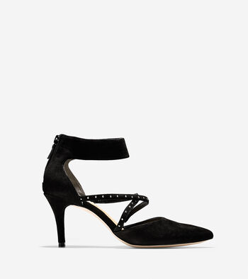 Trella Pump (85mm) - Pointy Toe