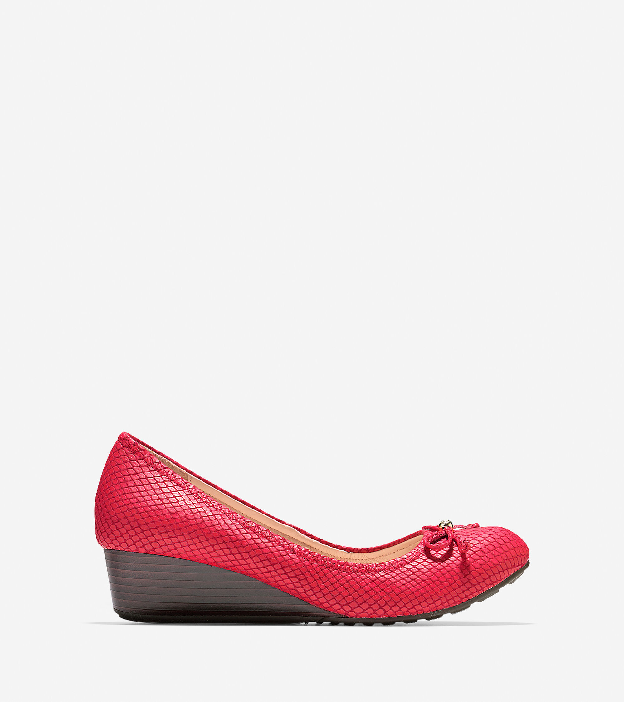 Shoes > Tali Grand Lace Wedge (40mm)
