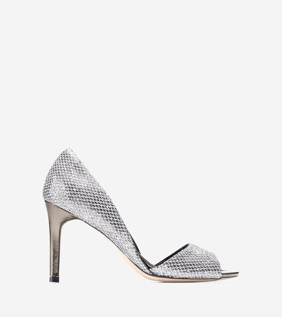 Shoes > Antonia Open Toe Pump (85mm)