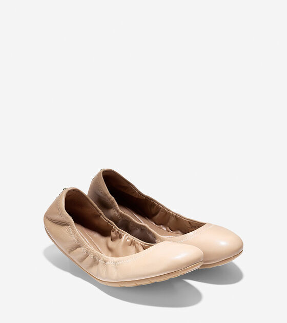 ZERØGRAND Ballet Flat