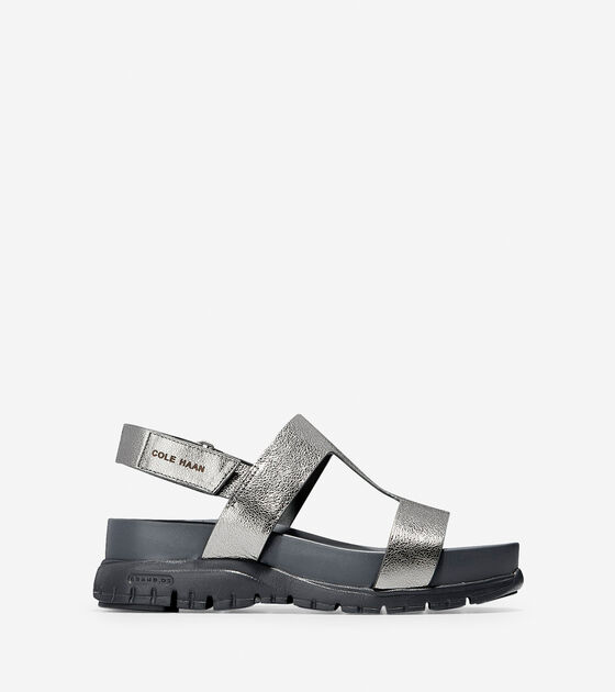 Shoes > Women's ZERØGRAND T-Strap Sandal