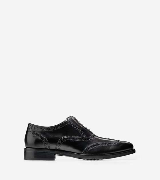 Shoes > Preston Wingtip Oxford