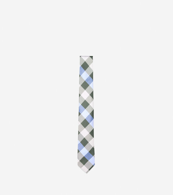 Accessories > Even Plaid Tie