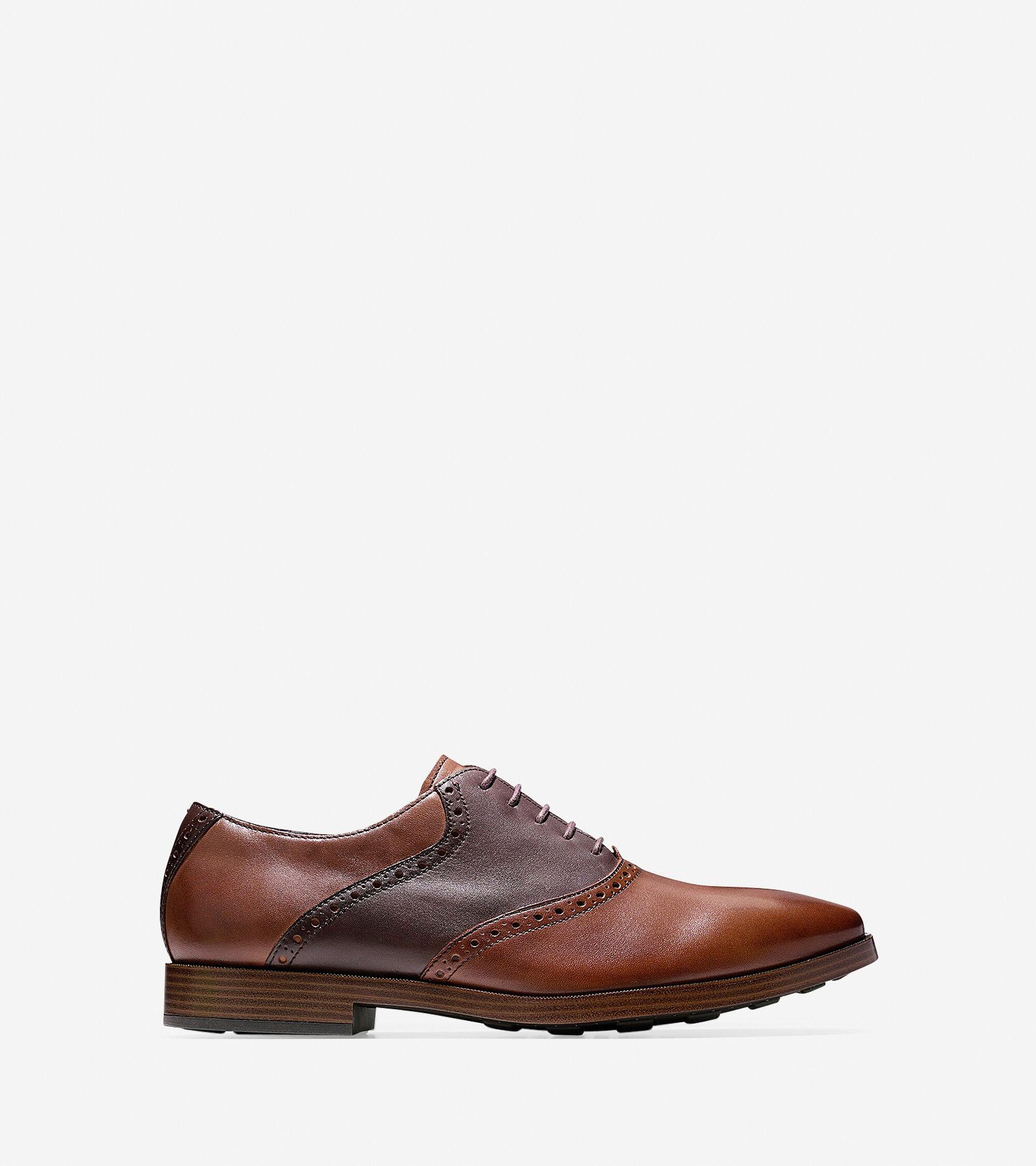 Oxfords & Monks > Jefferson Grand Saddle Oxford
