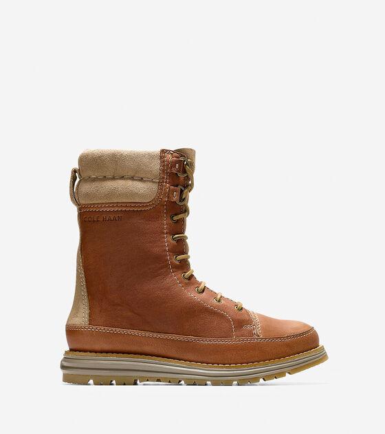 Shoes > Women's Lockridge Waterproof Double Collar Lace Boot