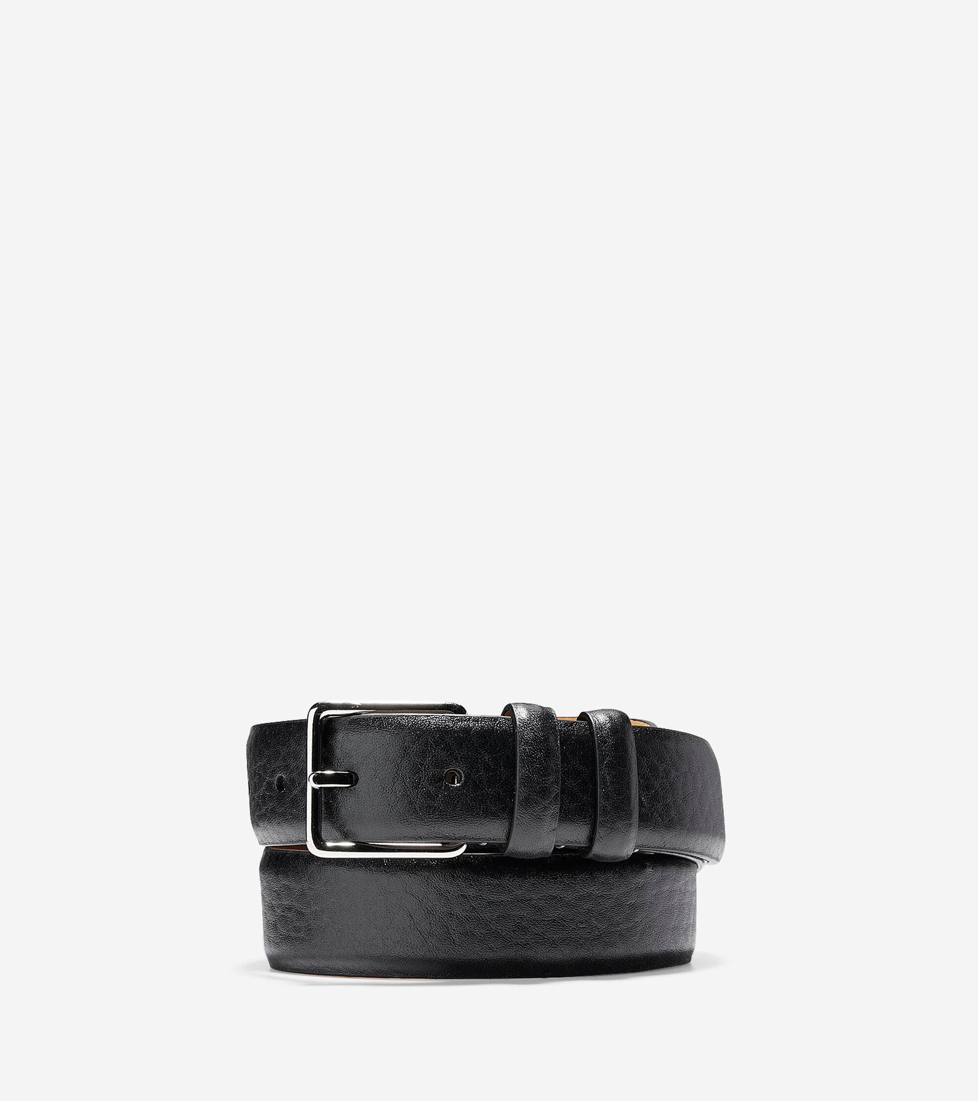 Accessories > 32mm Feather Edge Strap Belt