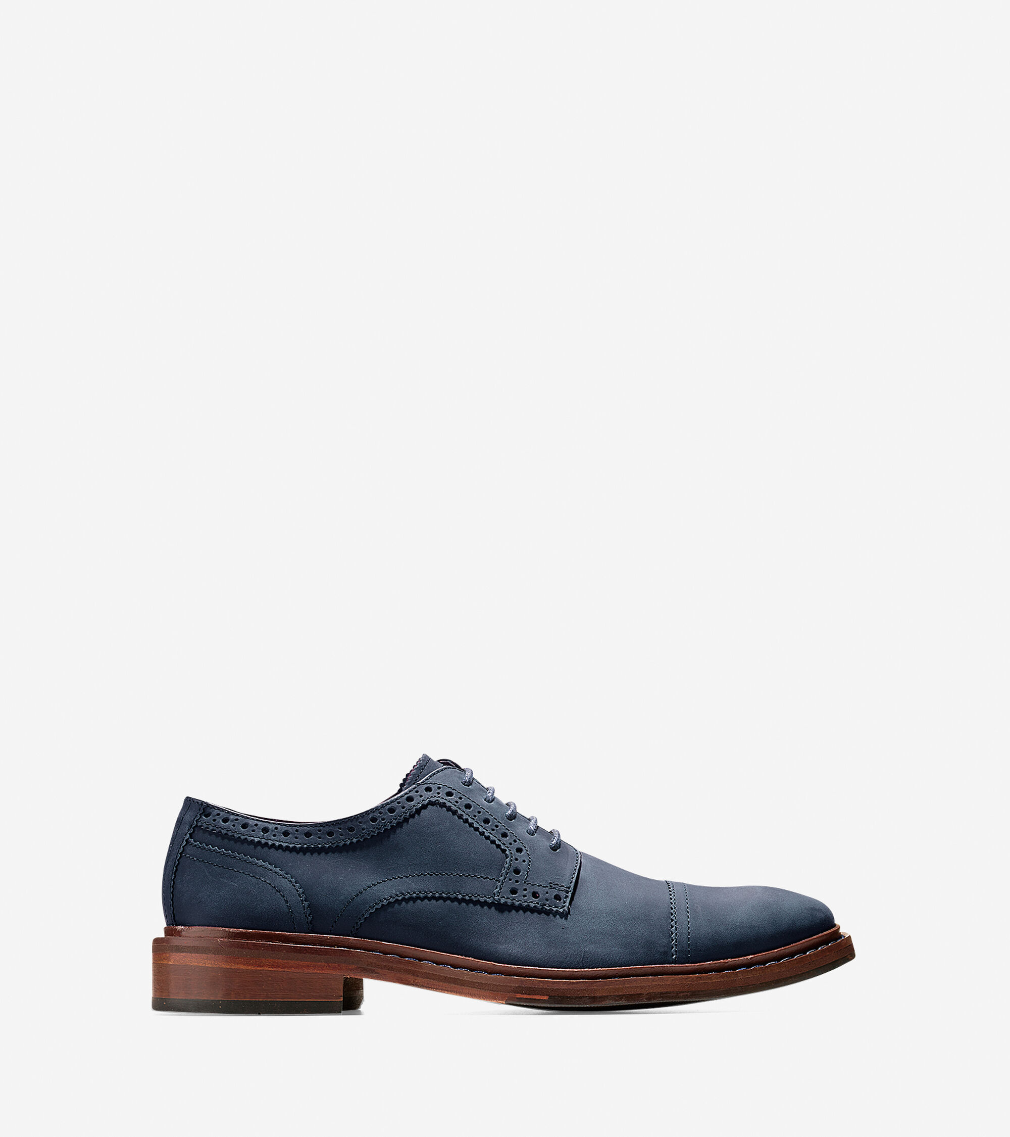 Shoes > Williams Welt Cap Toe Oxford