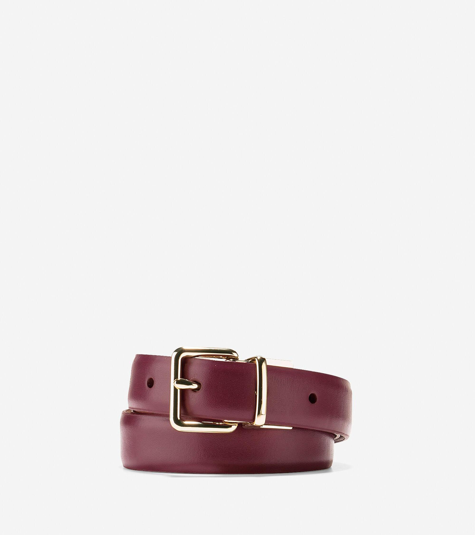 Accessories > Reversible Dress Leather Belt