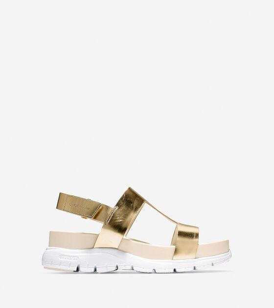Shoes > Women's ZERØGRAND T-Strap Sandal