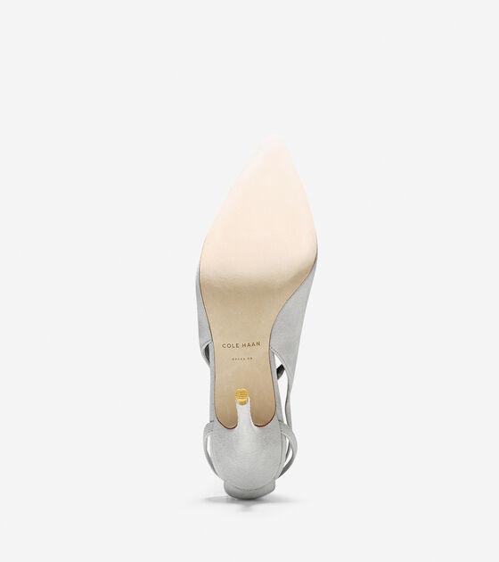 Selma Pump (85mm) - Pointy Toe