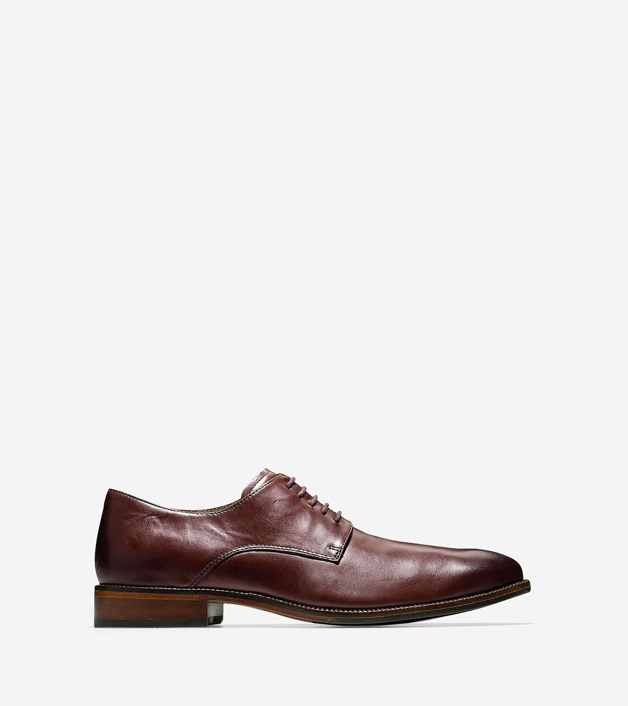 Oxfords & Monks > Williams Plain Toe Oxford