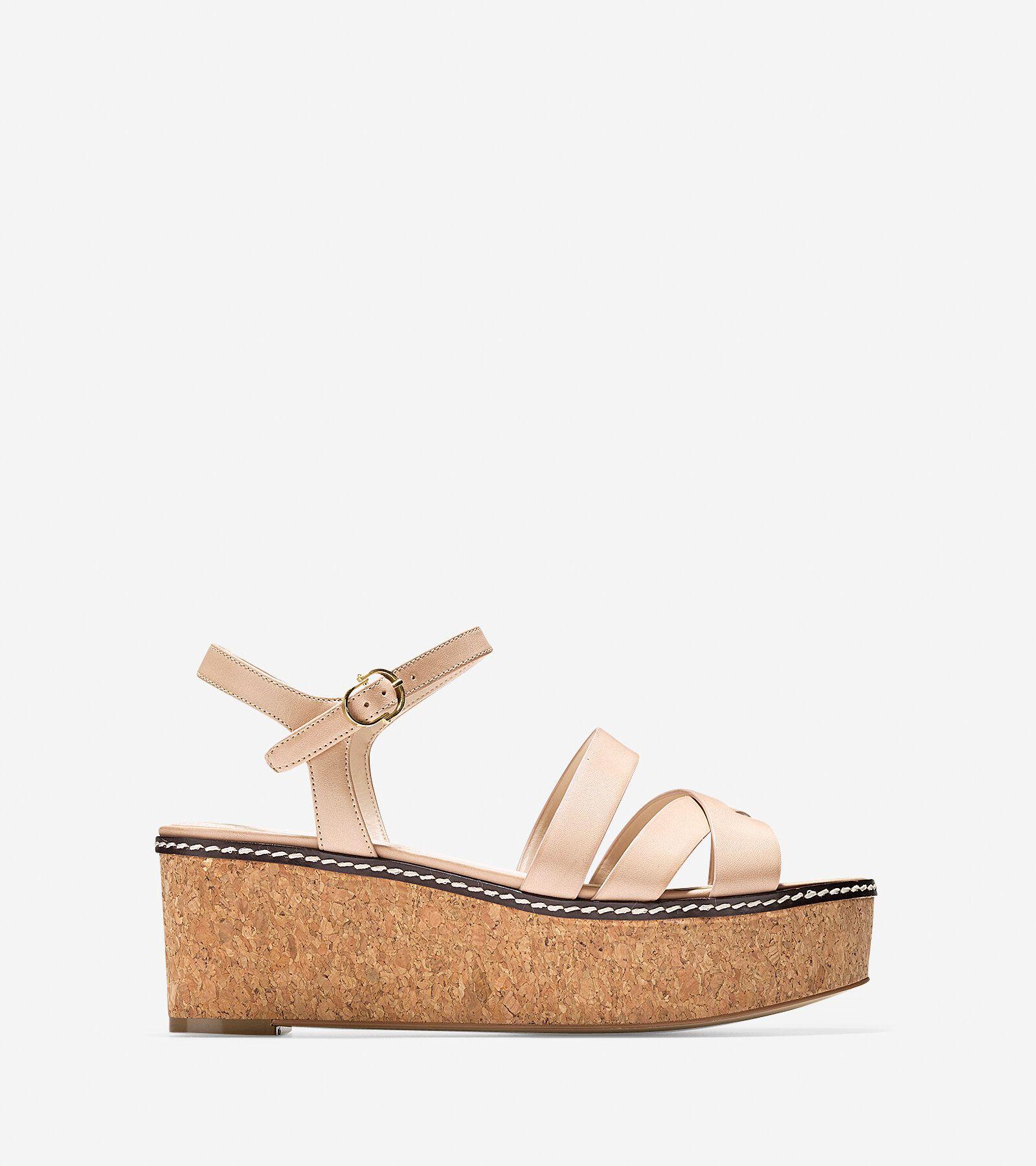 Shoes > Jianna Wedge Sandal (55mm)