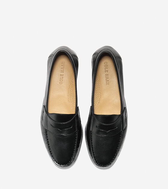 Ascot Penny Loafer