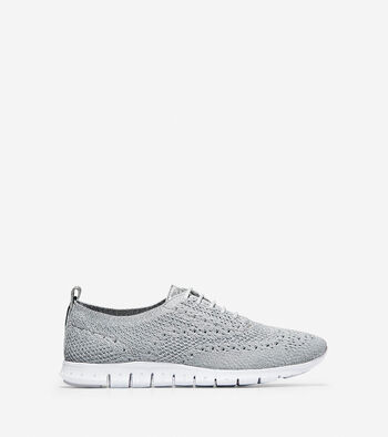 Women's ZERØGRAND Wingtip Oxford with Stitchlite™