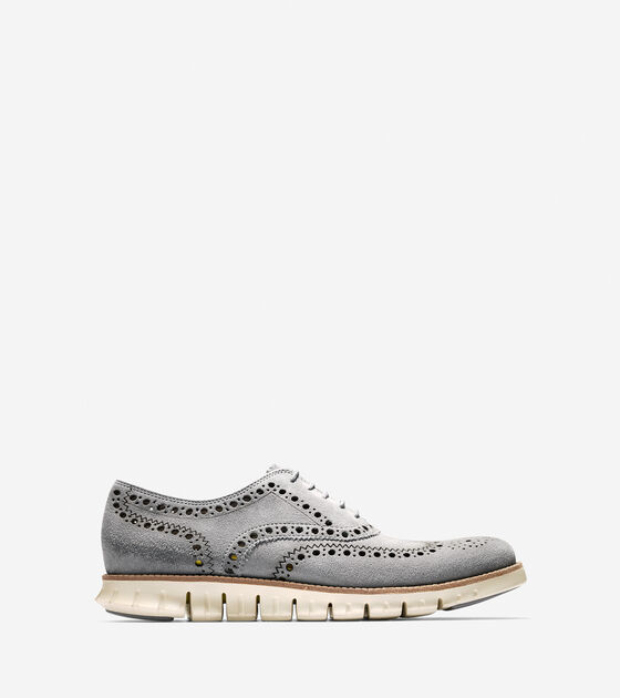 Oxfords & Monks > ZERØGRAND Wingtip Oxford