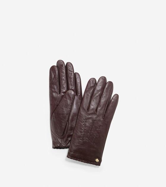 Scarves, Gloves & Hats > Lambskin Gloves