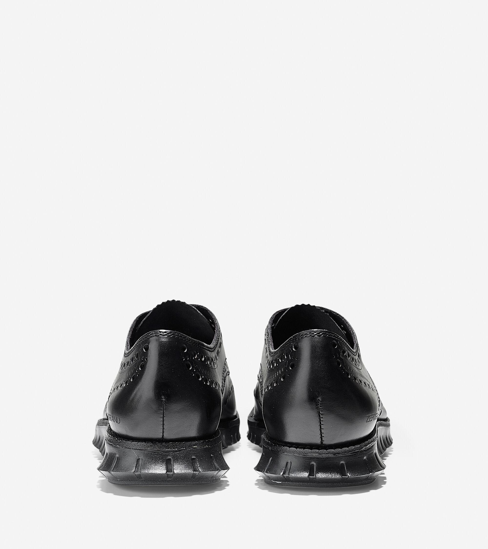 Cole haan black leather gloves -  Men S Zer Grand Wingtip Oxford Men S Zer Grand Wingtip Oxford Men S Zer Grand Wingtip Oxford Men S Zer Grand Wingtip Oxford Colehaan